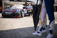 Porsche Carrera Cup Italia Round 3/4  - Day Three