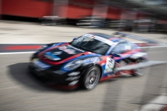 Porsche Carrera Cup Italia Round 5/6 - Day Two